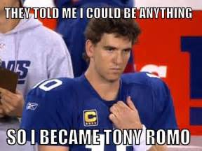 Eli Manning Memes - sports lessons knowing when it s time to quit your job