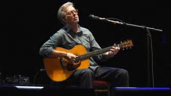 Eric Clapton Eric Clapton Postpones L A Shows Due To Quot Severe