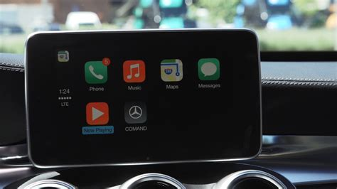 Home Design Center Phone Calls watch apple s carplay in action as mercedes benz takes us