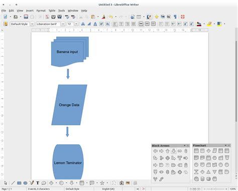 office flowchart libre office flowchart 28 images libreoffice how to