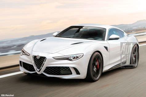 alfa romeo 6c / gulia coupé (2020): erste infos, motor