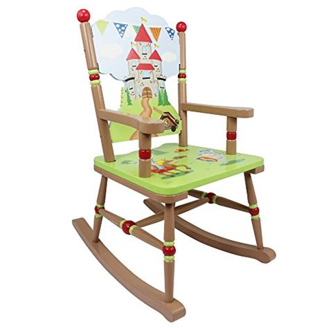 Authentic Fantasy Fields Magic Garden Thematic Kids Magic Garden Rocking Chair