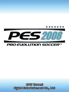 download pro evolution soccer 2008 (pes 2008) 240x320 java