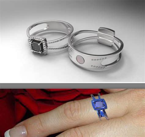 jewlery designer for wedding ring design freelance 3d modeling design cad crowd