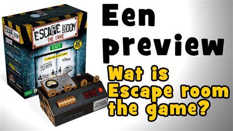 escape the bedroom game escape room the game wat is het nou geen spoilers