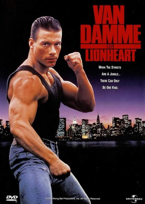 film baru van damme full contact ou cœur de lion lionheart
