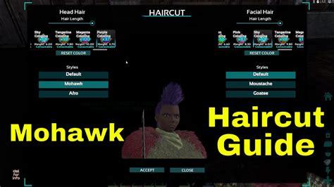 haircuts ark ark haircut guide first time using the scissor mohawk