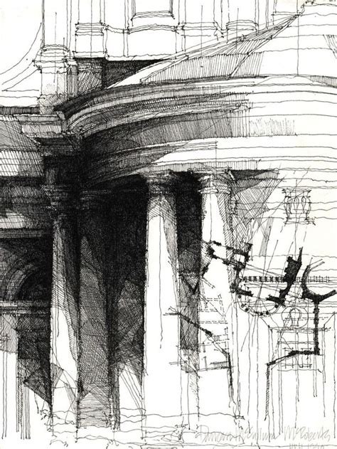 1000 ideas about architecture drawing on drawing course building painting and