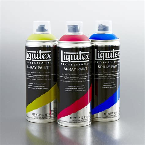 spray paint liquitex spray paint 400ml artist acrylic spray paint