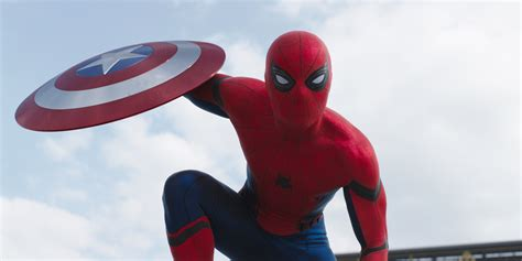 civil war spiderman here s why the new spider man is the best part of captain america civil war business insider
