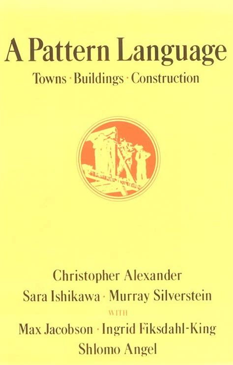 a pattern language towns buildings construction ebook 23 free landmark books about cities every architect