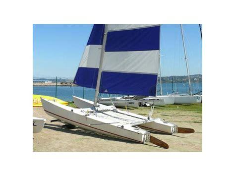 mystere 5 0 en la corogne catamaran 224 voile d occasion 46150 - Catamaran Mystere A Vendre