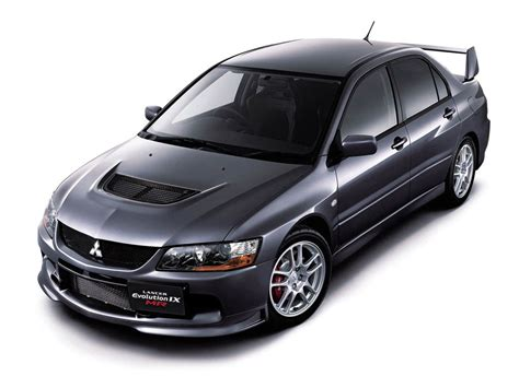 mitsubishi lancer evolution 9 mitsubishi lancer evo ix group n 2005 racing cars