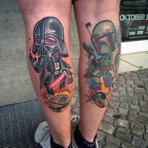 tattoo new school star new school star wars tattoos on calves best tattoo ideas