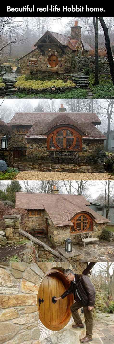 real life hobbit house real life hobbit home the meta picture