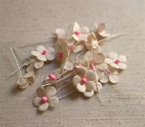 Pink Craft Paper - pink and white paper craft flowers