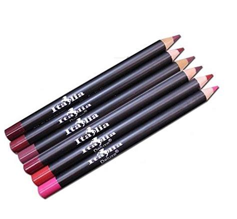 Dijamin Eyeliner 5 Putar Warna 8 italia eyeliner pencils set 1 eye liners