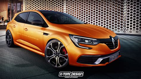 Renault Megane Sport Rs Next Renault Megane Rs May Be A 300ps Five Door Says Report