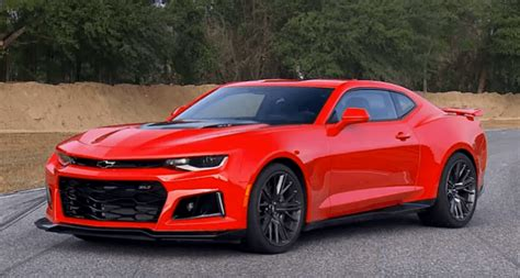 2017 Camaro Zl1 Review by The New 2017 Camaro Zl1 Review Test Drive Cars
