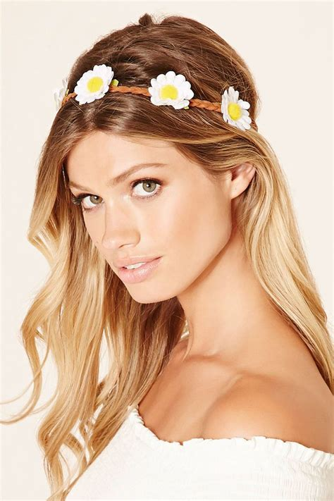headband shapes and hairstyles 70 best images about flower crowns on pinterest daisy