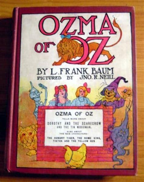 ozma of oz large print books ozma of oz