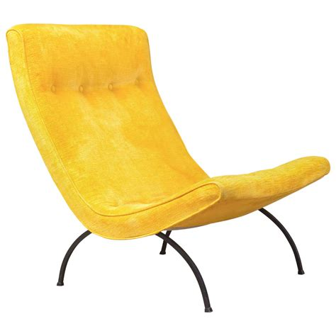 Scoop Chair by Milo Baughman Scoop Chair At 1stdibs