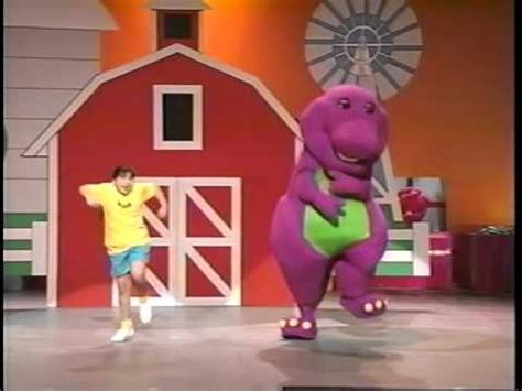 barney the backyard barney in concert original