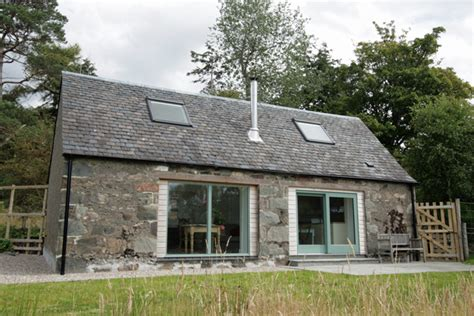 new property ardoch bothy wilderness cottages