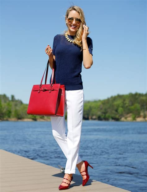 Pickyourdenim Sailor Green how to pull white and blue combinations glam radar
