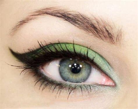 tutorial eyeshadow green 13 beautiful green eye makeup ideas and tutorials pretty