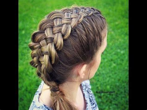 written instructions for 5 strand dutch braid 5 strand braid on self