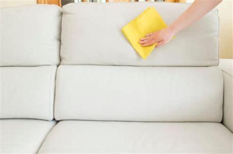 prodotti per pulire divani in pelle come pulire i divani in eco pelle utilizzando prodotti