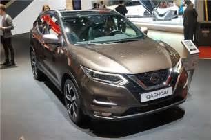 Auto Upholstery Forum Geneva Motor Show 2017 Nissan Premieres Revised Qashqai