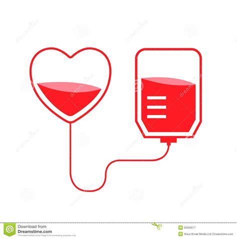 bank doar vector de la donaci 243 n de sangre ilustraci 243 n vector
