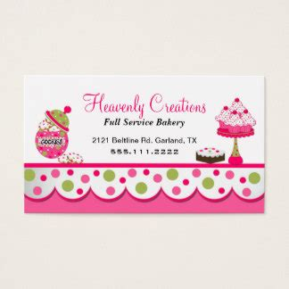 bakery business card template bakery business cards 5200 bakery business card templates
