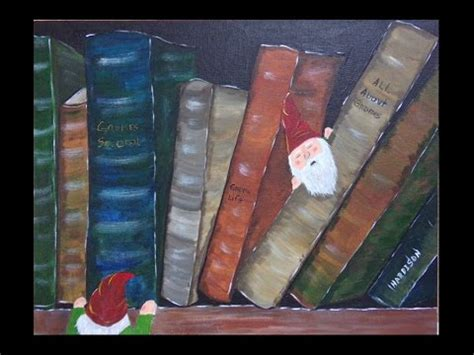 acrylic painting books free books and gnomes easy acrylic painting for beginners