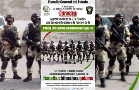 convocatoria 2016 para la policia federal ministerial convocatoria policia federal 2015 perfil investigador