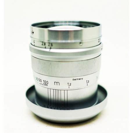 leica hektor 125mm f/2.5 (visoflex) meteor
