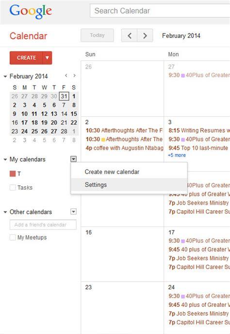 Merge Calendars Howto Merge Calendars Together The Spark Between