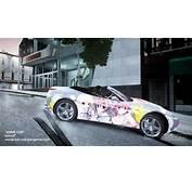 GTA4 ANIME CAR  YouTube