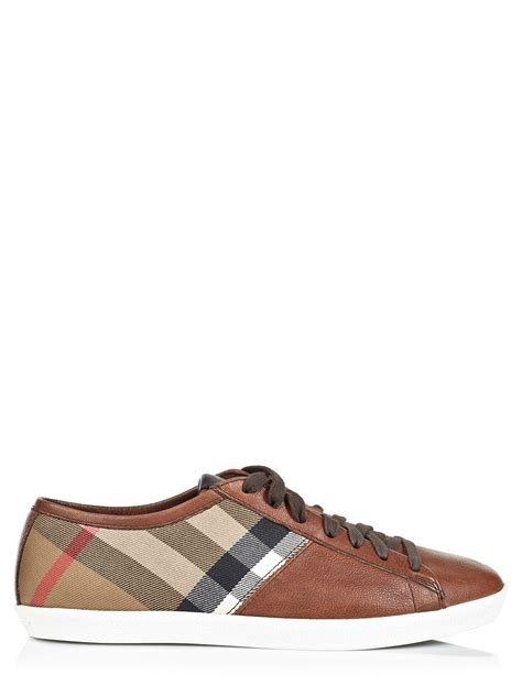 burberry shoes burberry shoes brown in brown for lyst