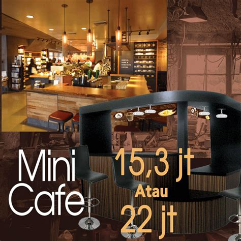Cafe21 Cafe 21 Kopi 2in1 waralaba kopi waralaba coffee shop indonesia cafe builder vendor supplier