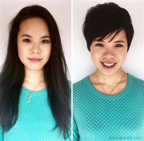 extreme haircuts before and after these are some of the most jaw dropping extreme hair makeovers
