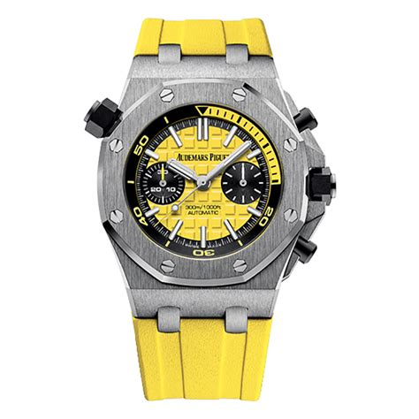 Audemars Piguet Royal Oak Offshore Chronograph 1 1 Best Edition White audemars piguet royal oak offshore diver chronograph 26703st oo a051ca 01 stainless steel