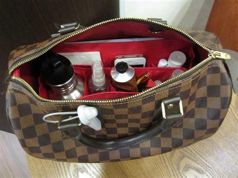 Lfs Tas Lv Lv Neverful Mini purse organizer insert for louis vuitton speedy 30 damier