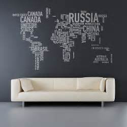 World Wall Stickers A Different World Wall Stickers