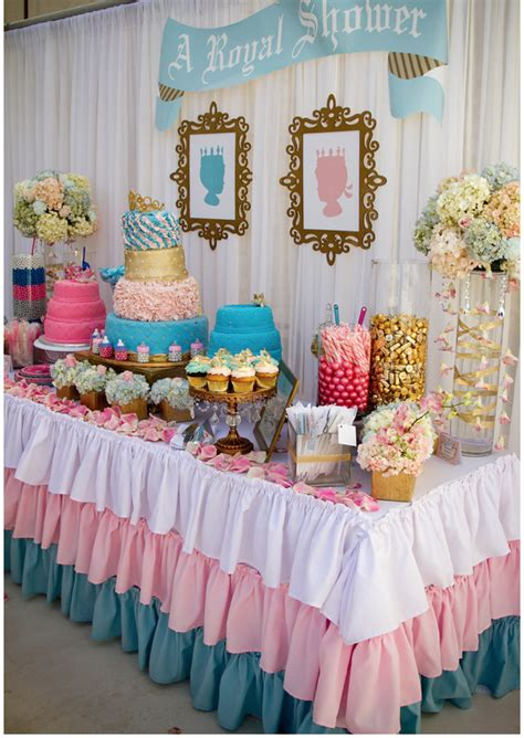 Table Linens For Baby Shower An Amazing Thing Home And