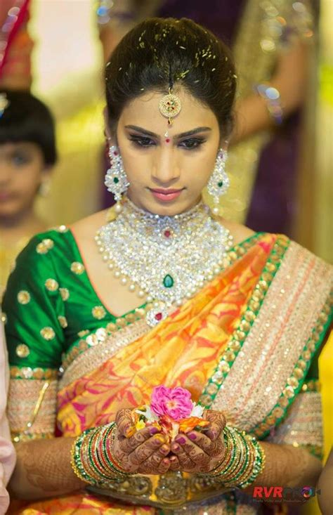 40 beautiful women wearing heavy gold jewelry stylishwife 17 best images about saree blouse on pinterest hindus