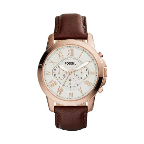 Jam Tangan Fossil Df 8943 jual fossil fs4991 jam tangan pria harga kualitas terjamin blibli