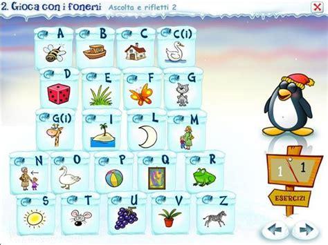 alfabeto completo di lettere straniere giocare con le parole